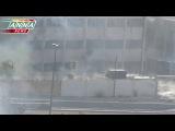 Сирия. Операция в Джобаре. БМП уходит из под огня. Часть 4