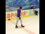 Тройной тулуп + сальто мортале, я в Ice Club )))